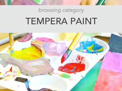 supplies-tempera