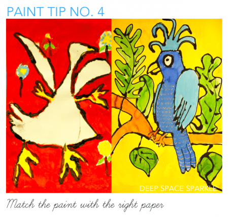5 Painting Tips for the Young Artist