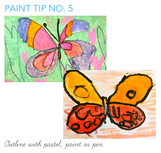 5 art tips for teaching painting to kids