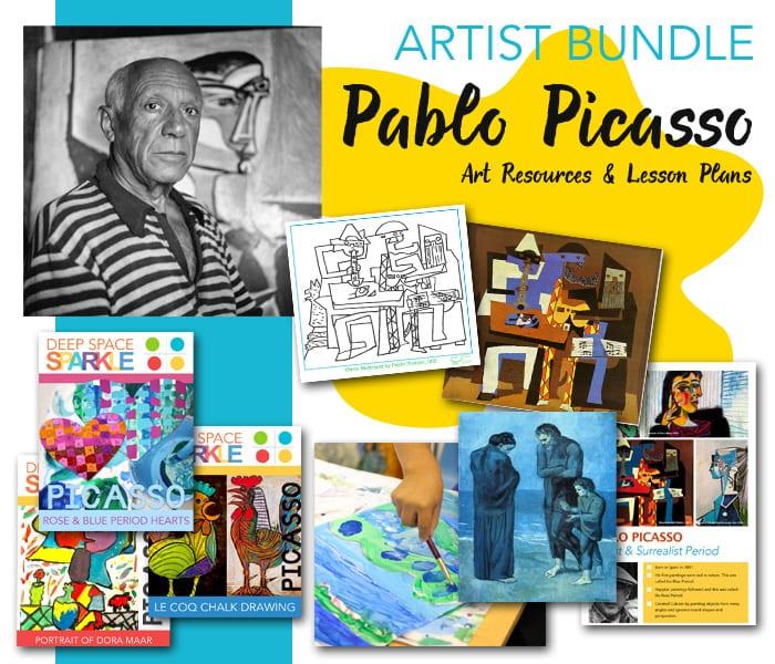 Artist Bundle: Pablo Picasso