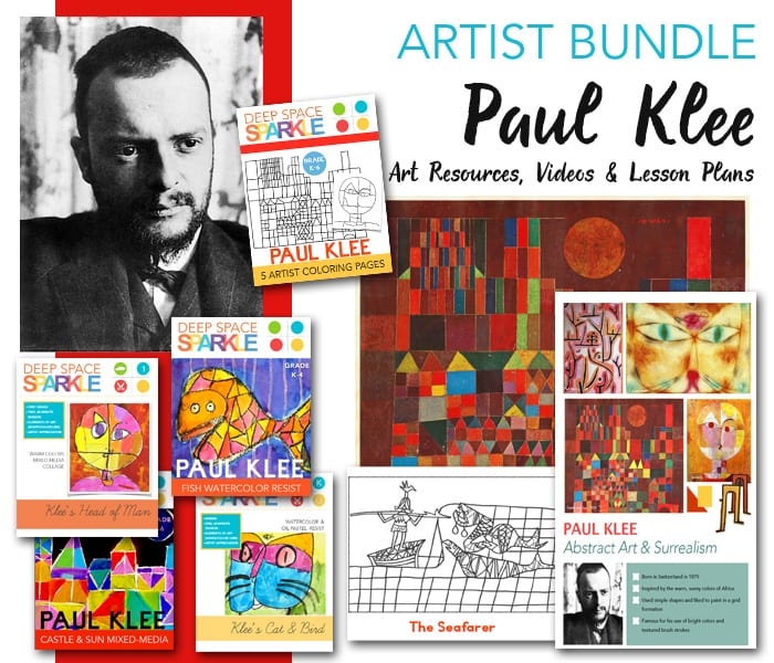 Paul Klee Artist Bundle Deep Space Sparkle