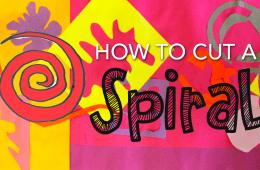 Video Art Tip: How to Cut a Spiral