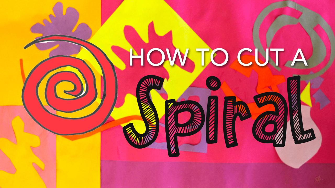 How to Cut a Spiral Video Tip