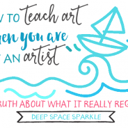 How to Teach Art When You Aren't an Artist