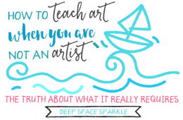 How to Teach Art When You're Not an Artist