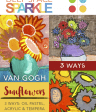 3 Van Gogh Sunflowers Art Projects