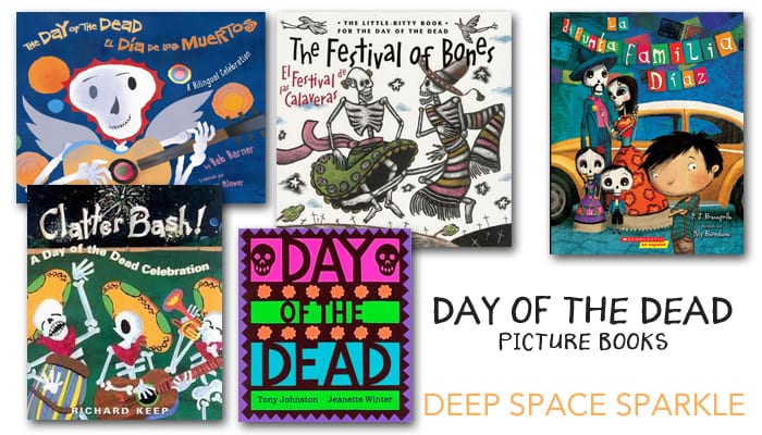 Day of the Dead Picture Books