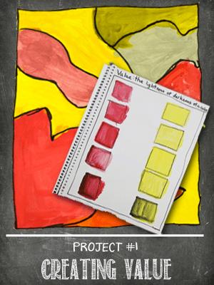 Sketchbook Project: Creating Value