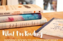Books to Understand Your Creative Journey