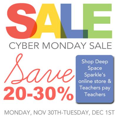 Cyber Monday Storewide Sale
