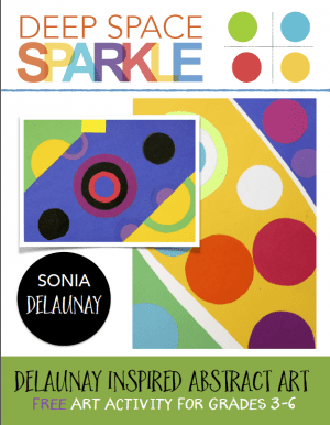 Sonia Delaunay Free Project Guide