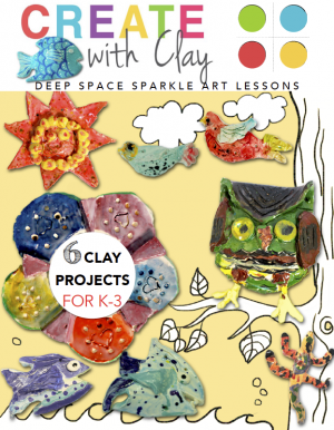 Create with Clay Art Projects
