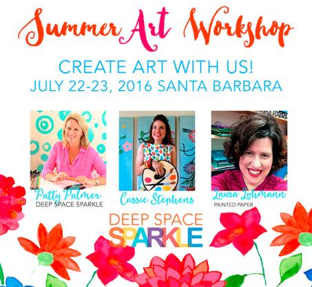 Summer Art Workshop 2016 Registration Open