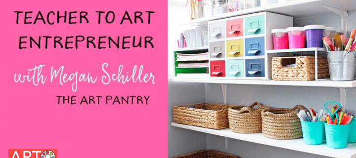 Art Made Easy #009: From Art Educator to Art Entrepreneur