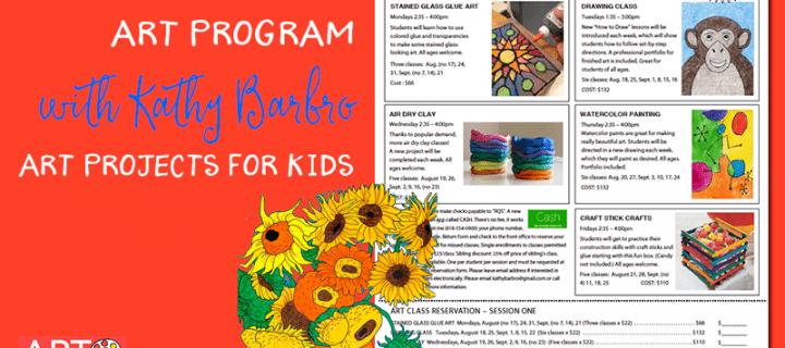Art Made Easy #010: Tips for Running an After-School Art Program