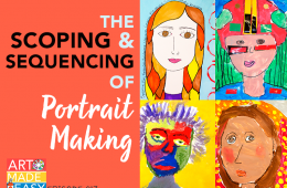 Art Made Easy #013: The Scoping & Sequencing of Portrait-Making