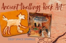 Ancient Dwellings Rock Art