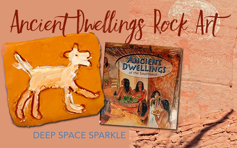 Ancient Dwellings Rock Art