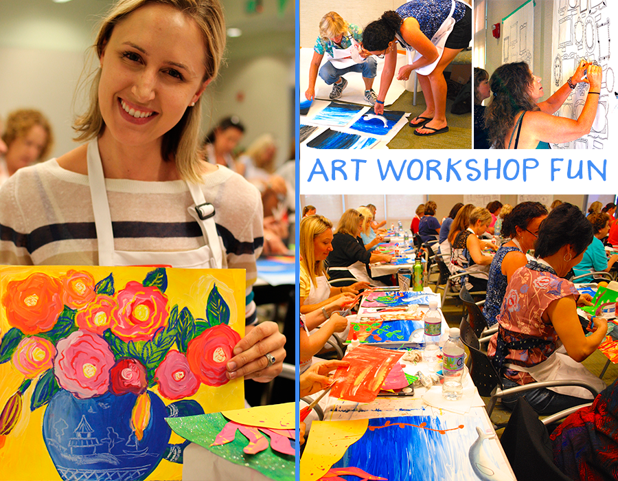 Host your own summer workshop