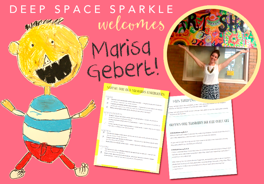 Deep Space Sparkle welcomes Marisa Gebert