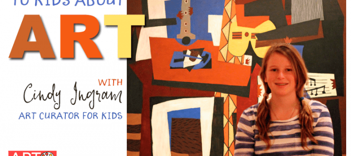 How to Talk to Kids about Art – Art Made Easy 019