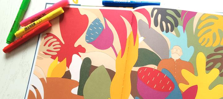 Matisse Garden – Book Review & Video