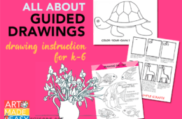 About Guided Drawings – Art Made Easy 025