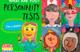 Unlocking Your Potential with Personality Tests – Art Made Easy 026