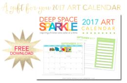 2017 ART CALENDAR