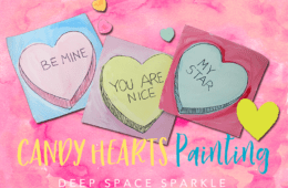 Candy Hearts Valentine's Day Project