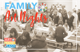 Family Art Nights: AME 043