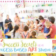 Success Secrets of a Process-Based Art Studio: Art Made Easy 039