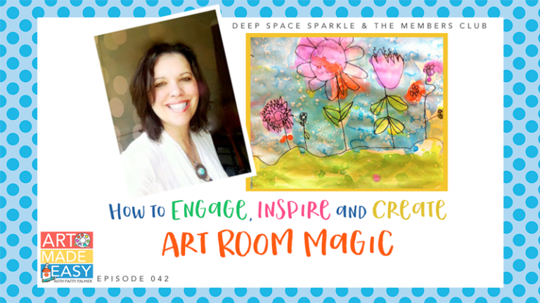 How to Engage, Inspire and Create Art Room Magic with Sally Haughey: AME 042