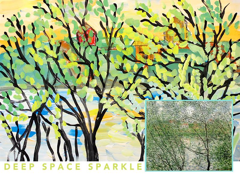 Spring-Impressionist-painting-Paint-likeMonet