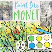 Paint Like Monet