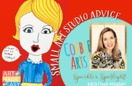 Sparkler Spotlight & Small Studio Advice: AME 040