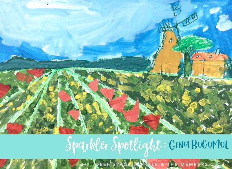 Sparkler Spotlight: Gina Bogomol