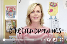 How I teach Directed Line Drawings