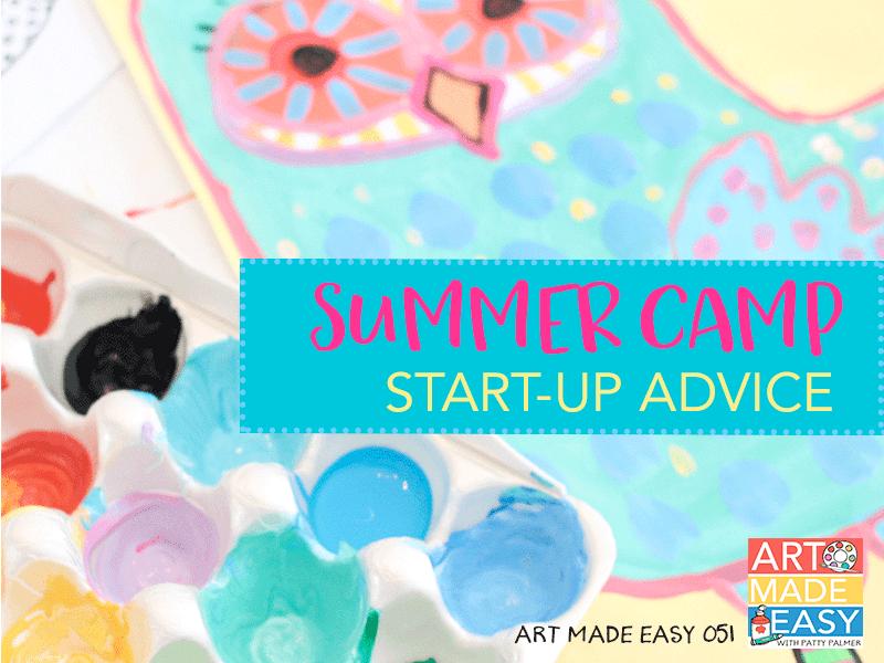 Summer Camp Start-Up Advice: AME 051