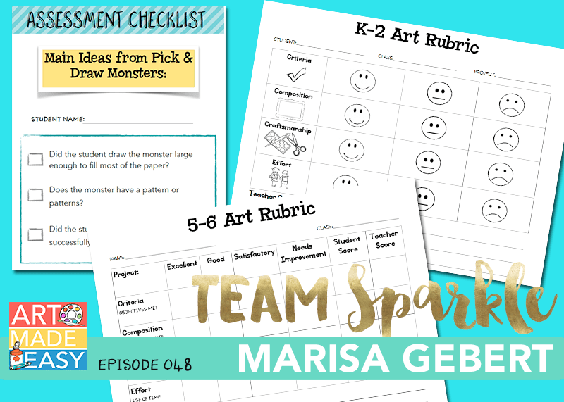 A Chat with Team Sparkle Marisa Gebert: AME 048