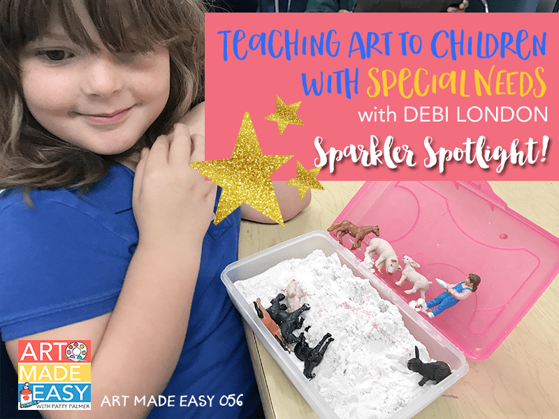 Teaching Art to Children with Special Needs: AME 056