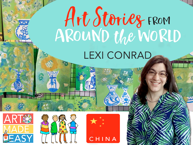 Art Around the World: Teaching Art in China AME 057