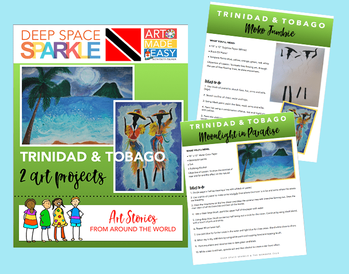 TRINIDAD LESSON PLAN