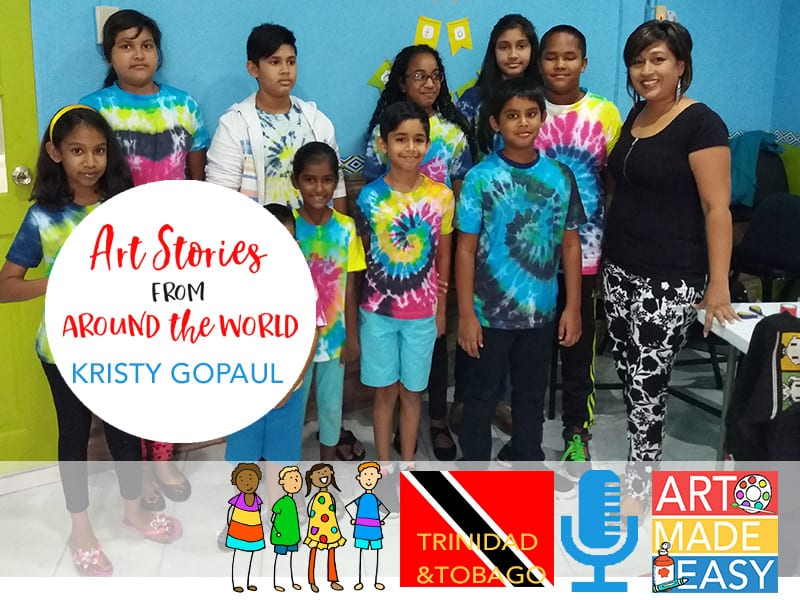 Taking a Chance & Pursuing Passion with Kristy GoPaul from Trinidad: AME 061