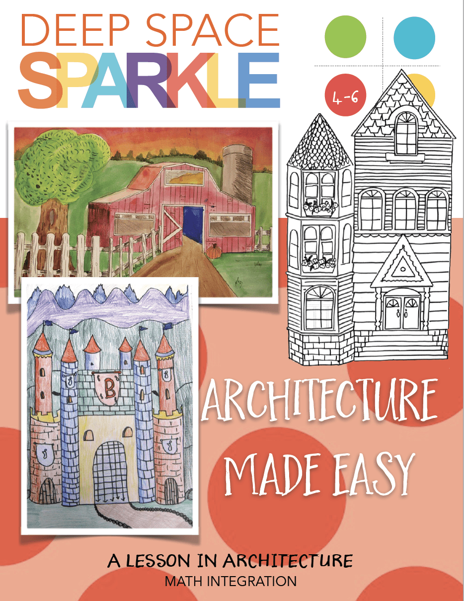 Architecture Made Easy How To Draw A Barn Castle And Victorian