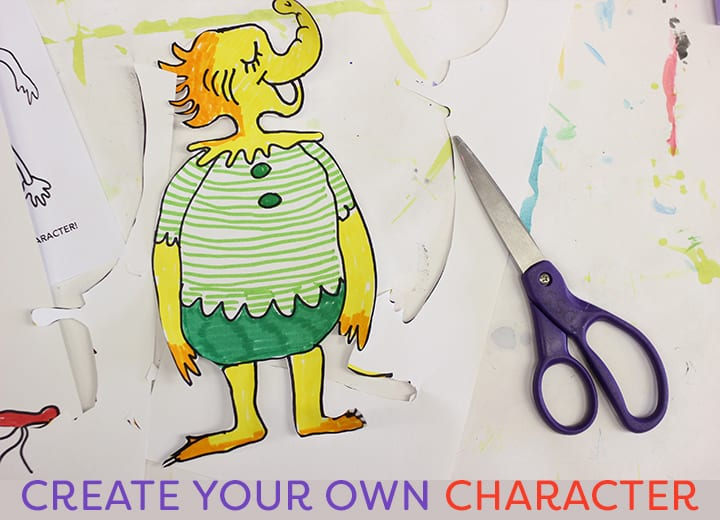 Creating your own seuss character