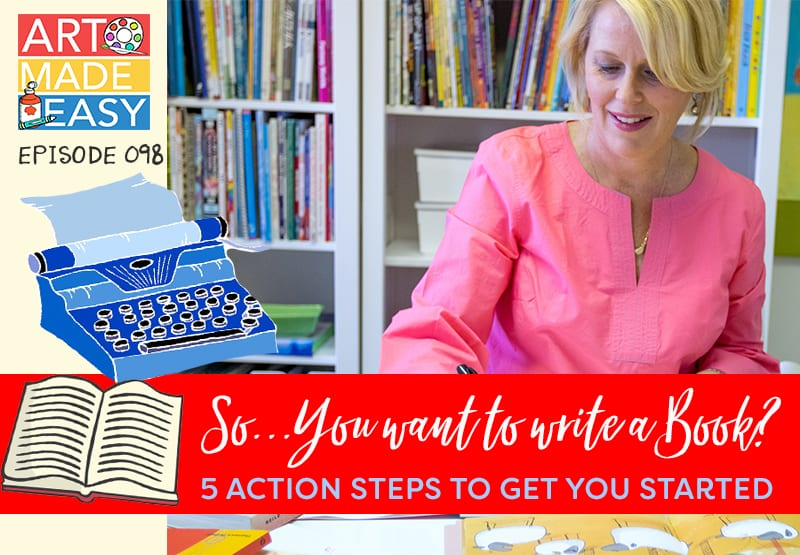AME 098 How to WRITE A BOOK Patty Palmer