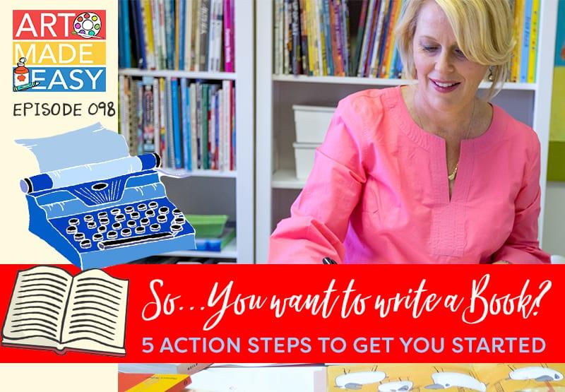 AME 098 How to WRITE A BOOK Patty Palmer