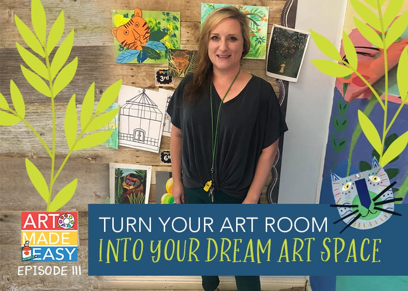 turn your art room into your dream art space ame 111 deep space