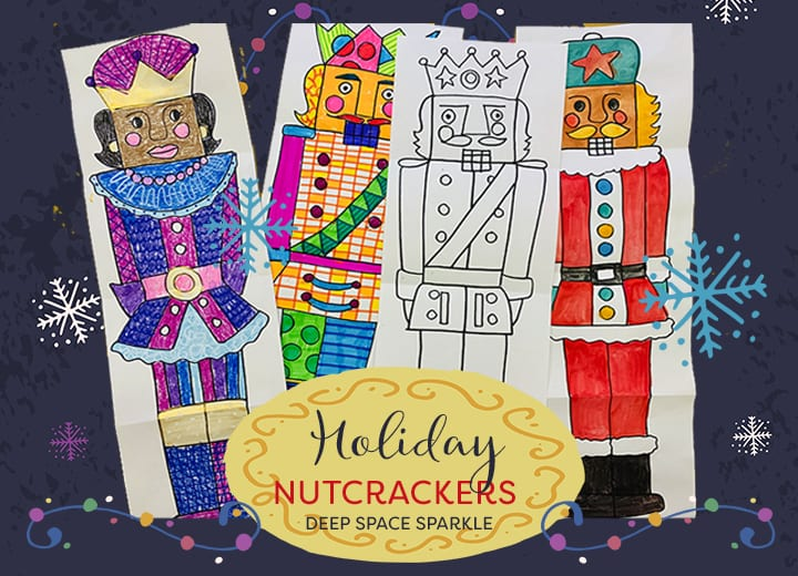 5th Grade Art Lessons Archives Deep Space Sparkle